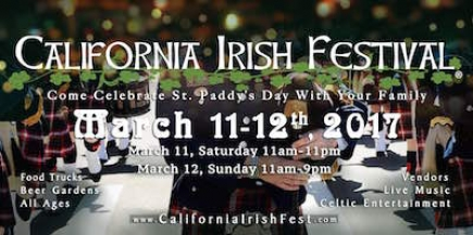 2017 California Irish Festival